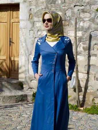 كتالوج ملابس محجبات كاجوال (1)