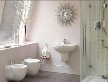 احدث افكار تزيين حمامات شيك حديثة مودرن (1)