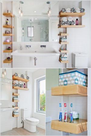 احدث افكار تزيين حمامات شيك حديثة مودرن (2)