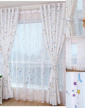 احدث ستائر غرف نوم اطفال  (3)
