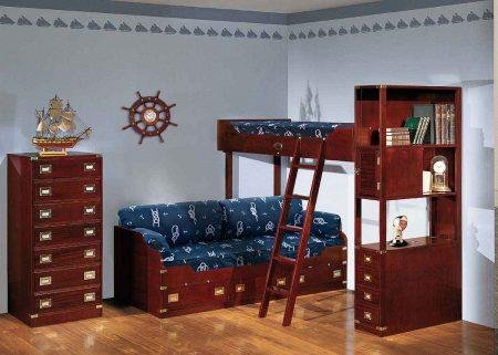 احدث غرف نوم اولاد  (2)
