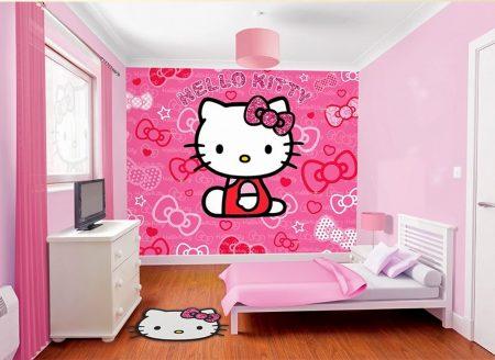 احدث ورق حائط لغرف الاطفال (2)
