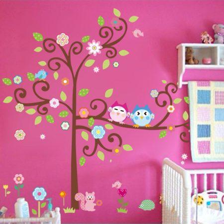 احدث ورق حائط لغرف الاطفال (3)