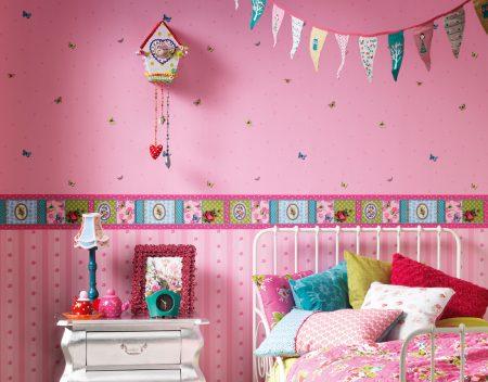 احدث ورق حاط غرف اطفال جميلة (1)