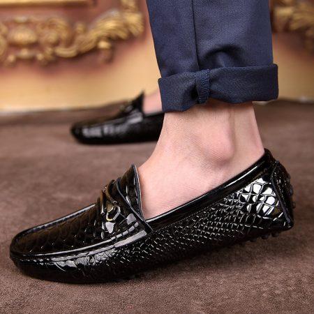 احذية شباب جديدة كاجوال مودرن شيك فخمة (1)