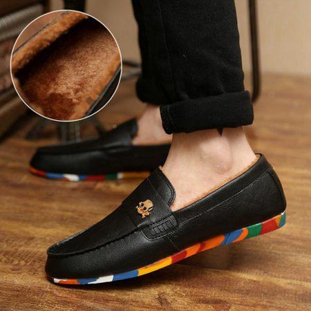 احذية شباب جديدة كاجوال مودرن شيك فخمة (2)