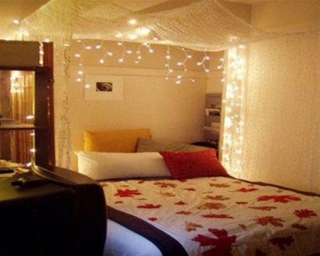 افكار تزيين غرف النوم (1)