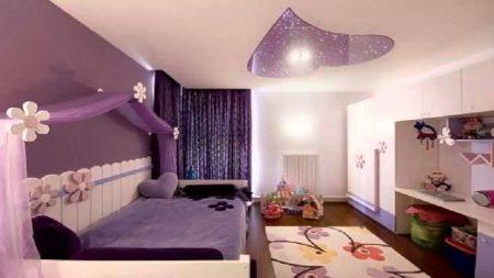 افكار لتزيين غرفة النوم (5)