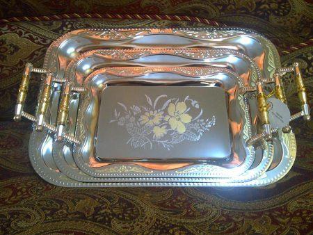 البوم صور صواني تقديم وعشاء (3)