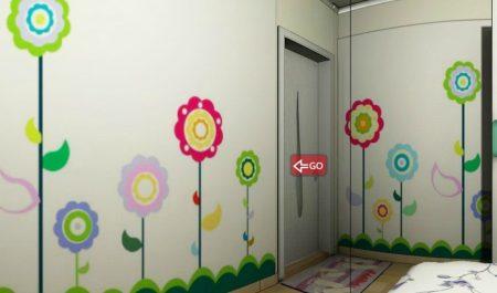 اوراق جدران غرفة الاطفال (1)