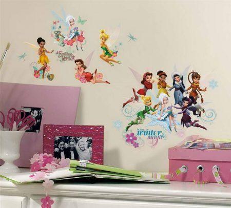 اوراق حائط غرف اطفال (2)