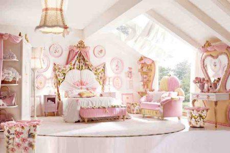 تزيين سرير غرفة النوم (1)