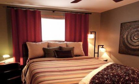 تزيين سرير غرفة النوم (2)