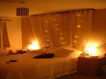 تزيين غرفة النوم للمناسبات السعيدة (2)