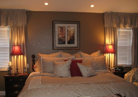 تزيين غرف النوم (1)
