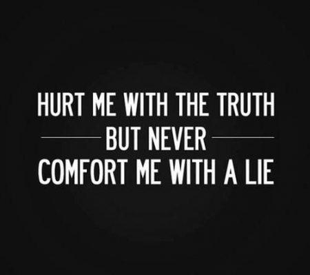 توبيكات عن الكذب  (2)