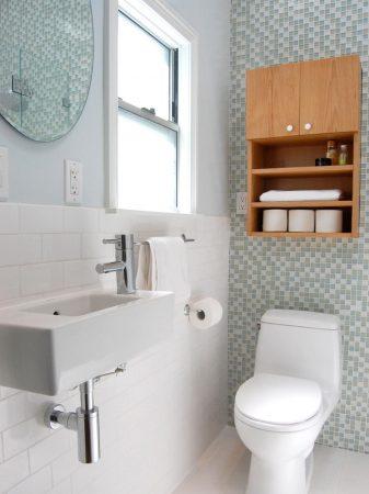 ديكورات وافكار حمامات (1)