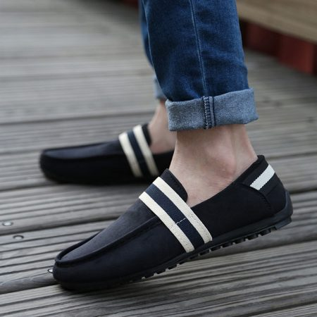 صور احذية صيفي شبابيه فلات مودرن كاجوال (1)