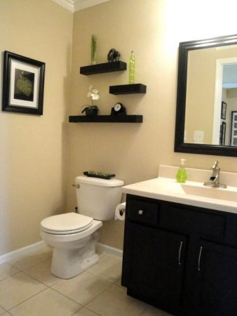 صور افكار لتزيين الحمامات (2)