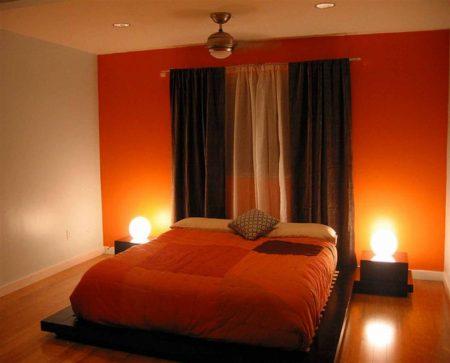 صور افكار لتزيين غرف النوم للعرسان والمناسبات (4)