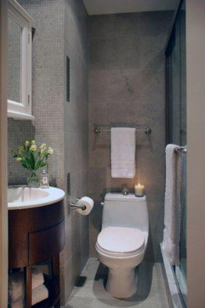 صور ديكورات وافكار لتزيين الحمامات المودرن (1)