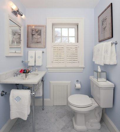 صور ديكورات وافكار لتزيين الحمامات المودرن (2)