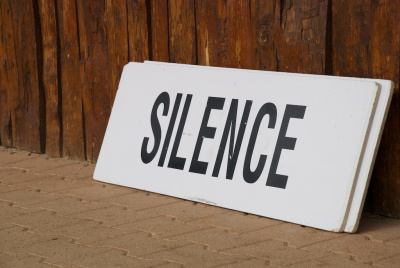 صور رمزيات عن الصمت (2)