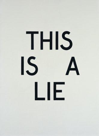 صور عن الكذب (3)