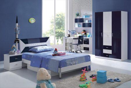 صور غرفة اطفال بالوان مودرن جديدة وشيك (1)