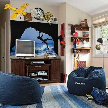 صور غرفة اطفال بالوان مودرن جديدة وشيك (3)