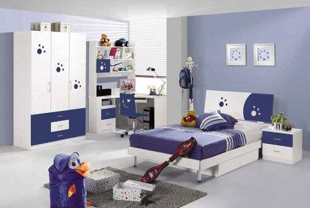 صور غرف نوم اطفال صبيان (1)