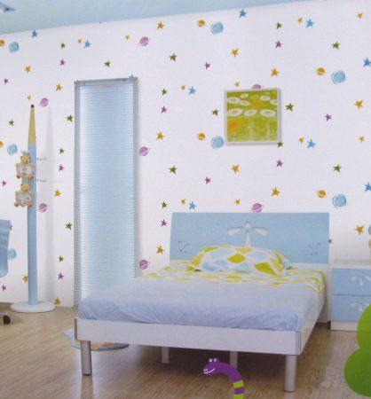صور ورق حائط لغرف الاطفال باشكال وديكورات مودرن (4)