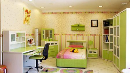 صور ورق حائط لغرف الاطفال 2016 باشكال مودرن (4)