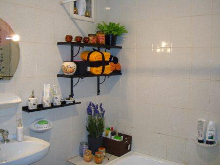 طرق تزيين الحمام  (1)