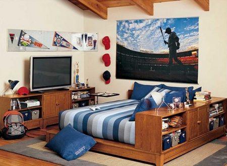 غرف نوم اولاد صبيان كتالوج جديد مودرن لغرف الاطفال (2)