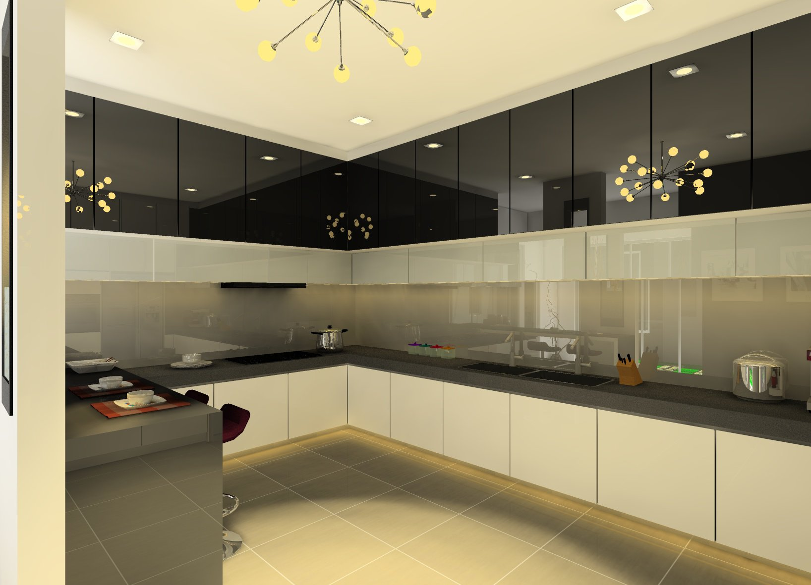 for Latest kitchen decor