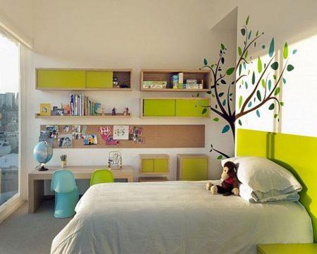 ورق حائط غرف اطفال شيك (3)