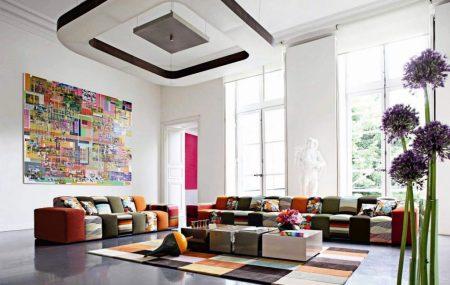 اجمل غرف جلوس (1)