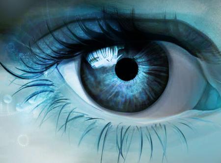 احدث خلفيات عيون ملونة ازرق (1)