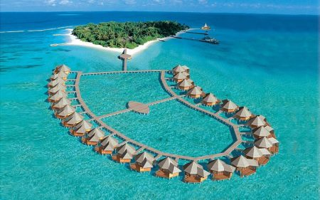 احلي صور جزر المالديف (4)