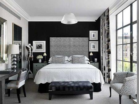 احلي غرف نوم سوداء (2)