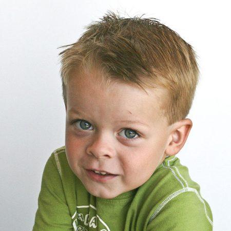 اشكال قصات شعر للاطفال (3)