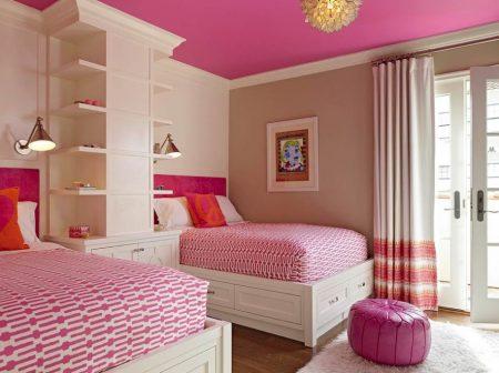 اشيك غرف نوم بنات (1)