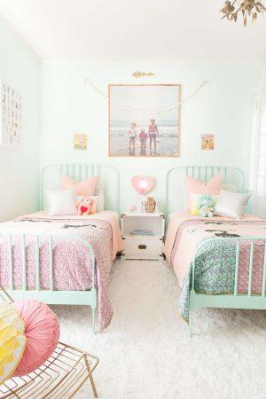 اشيك غرف نوم بنات (3)