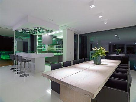 افكار اضاءة المنزل  (1)