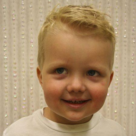تسريحات شعر اطفال (2)