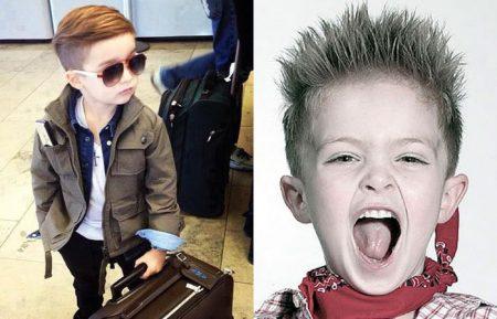 تسريحة شعر اولاد (1)