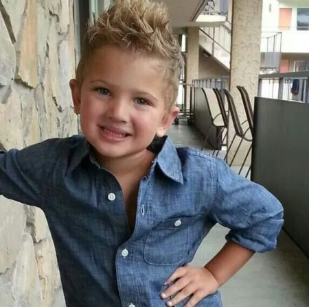تسريحة شعر اولاد (2)