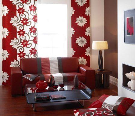 تصاميم غرف جلوس  (1)