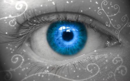 خلفيات عيون زرقاء للموبايل (1)